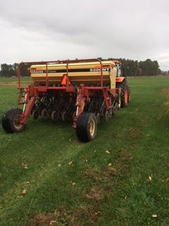 Drill seeder