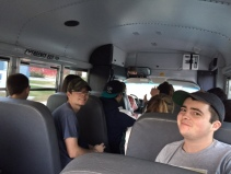 Bus to Meadow's Mirth